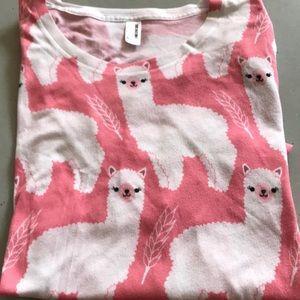 Society6 Tops - 🔴 Alpaca T Shirt by Artist @ Society6